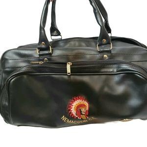 WILSON Nemacolin C.C. Men's Black Duffle Bag